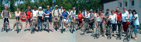 Radtour 2004