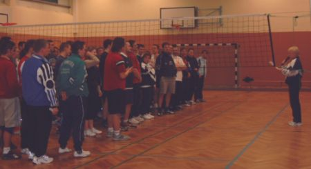 Volleyballturnier 2005