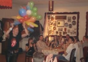Weihnachtsfeier SV Angern 2005